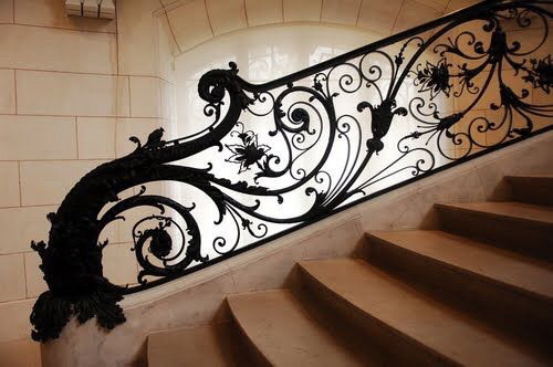 Decorative Stair and Balcony Railing with High Quality pictures & photos