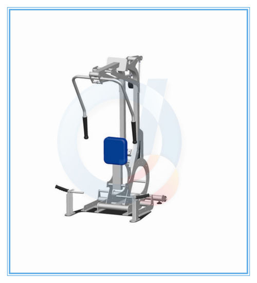 Rehabilitation Equipment Isokinetic Shoulder Press Rehabilitation Training Exerciser pictures & photos