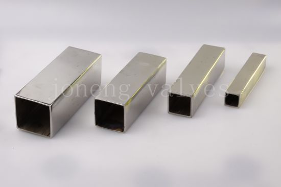Stainless Steel Hollow Square Tubes (JN-PT1001) pictures & photos