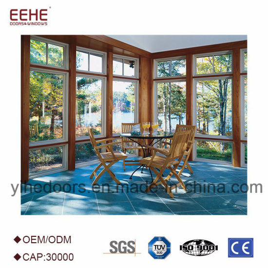 Charmant Laminated Glass House With High Quality Window And Door