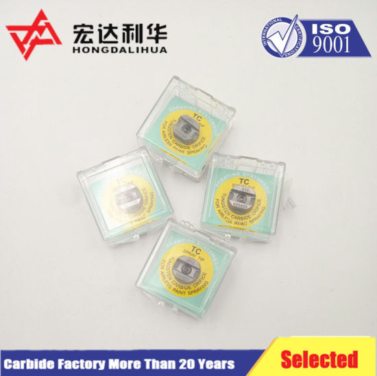 Yg8 Carbide Nozzles for Spreading Equipment pictures & photos