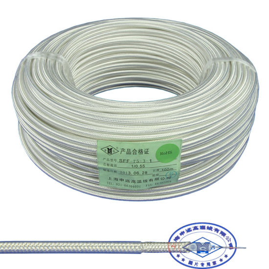 China Syv Teflon Coaxial Cable Electrical Wire Cable (SYV-75-5-1 ...