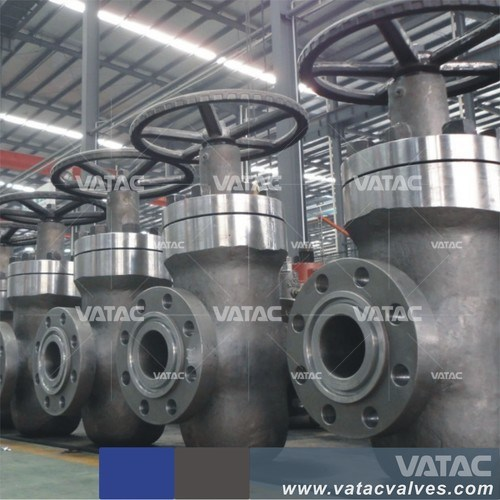 API 6D Double Expanding Gate Valve Manufacturer pictures & photos