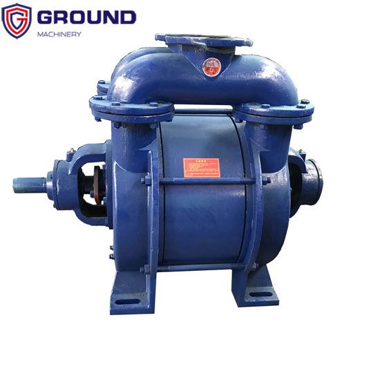 SK Series Later Liquid Ring Vacuum Pump for Plastic Extrusion