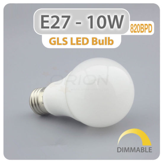 Classic A60 Globe 7W, 9W, 11W LED Bulb Lamp pictures & photos