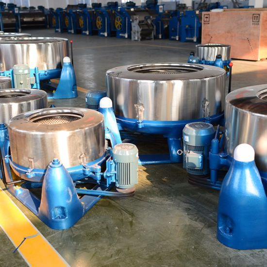 45kg Centrifugal Dewatering Machine / Centrifugal Hydro Extractor