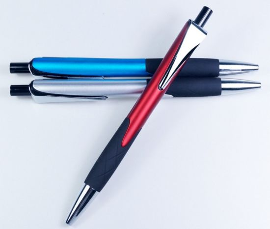 Printed Promotional Ball Pen with Custom Logo (BP-06)