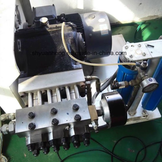 High Pressure Waterjet Cutting Pump; Direct Drive Pump pictures & photos