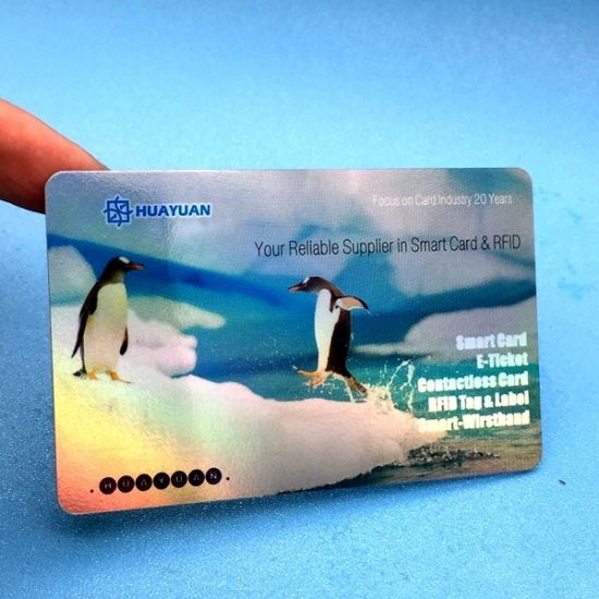 RFID Hotel Resort Card ISO14443b Sr512 Card for hotel system pictures & photos