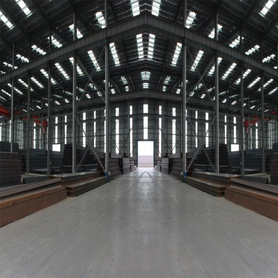 Building Material Steel H Beam for Building Structure pictures & photos