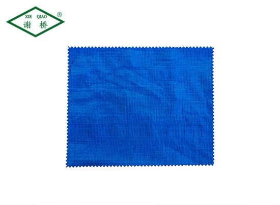 Top Quality Good Selling PE Anti-UV /Puncture Resistance/Water Proof Fabric for Tent in China
