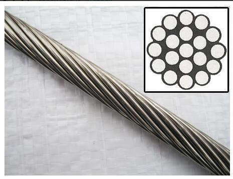 China Manufacturer of Steel Wire Rope Galvanized Steel Wire Rope Oil ...