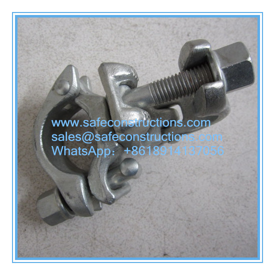 Safe En74 Passed Scaffolding Coupler for Pipe pictures & photos