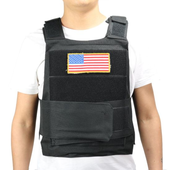 Military Tactical Vest Gear Body Armor Bulletproof Vest with Molle System