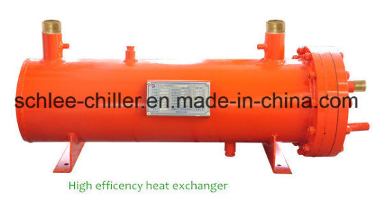 Industrial Injection and Blow Molding Cooling Air Cooled Scroll Chiller pictures & photos