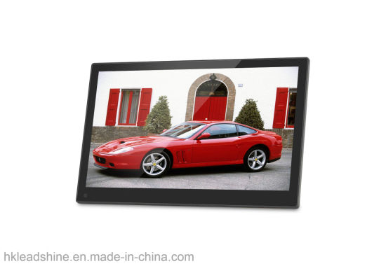 Touch Screen Digital Photo Frame Indoor Monitor