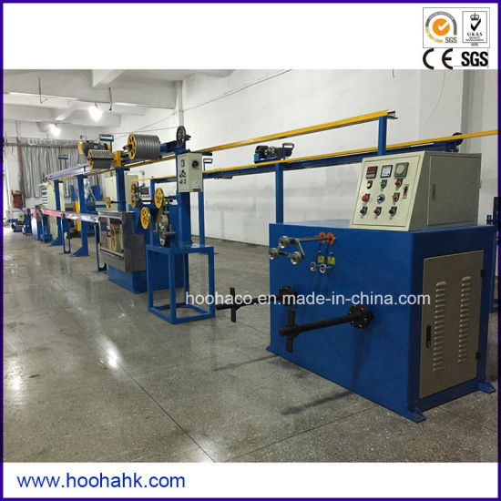 Multi Color Electric Wire Cable Sheathing Machine pictures & photos