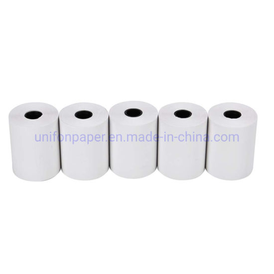 Factory Wholesale Price Thermal Paper 57mm X 30mm Thermal POS Paper Rolls