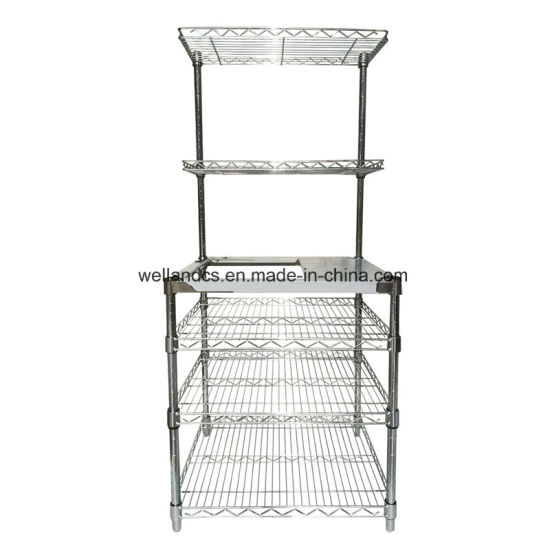 Kitchen Bakers Rack Stainless Steel