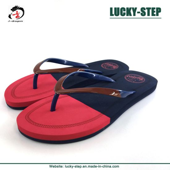 e207433eb China Hot Sale Soft High Elastic Flip Flop for Women - China Slipper ...