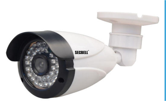 H. 265 2MP Starlight IR Waterproof CCTV Bullet IP Security Camera pictures & photos
