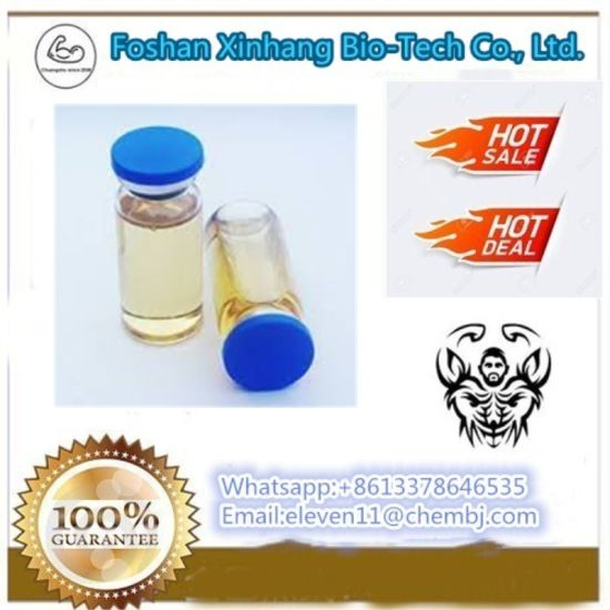 China Steroid Finished Oil Test 400 for Muscle Growth with