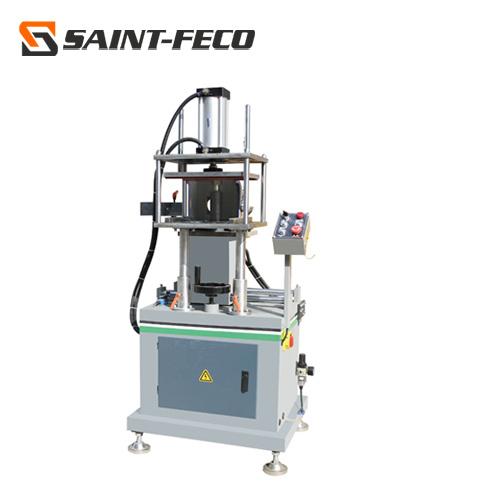UPVC Window Profiles Small End Milling Machine