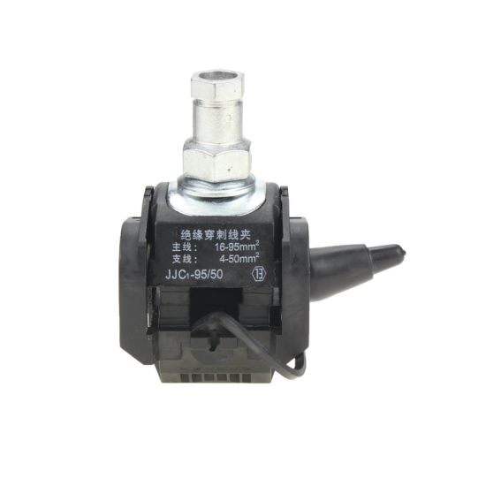Jjc-95/50 Insulation Piercing Clamp Power Line Connector Live Connector pictures & photos