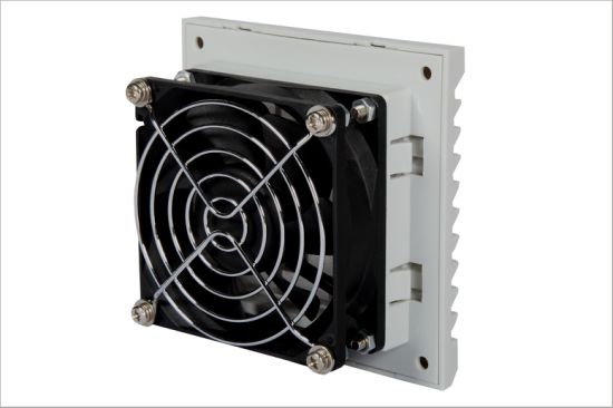 Toyon 12VDC 150*150mm HEPA Ventilation Exhaust Cabinet Axial Fan Air Filter Dust-Proof and Water-Proof