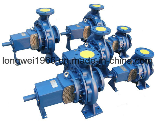 ISO Horizontal End Suction Centrifugal Water Pump (DN250) pictures & photos