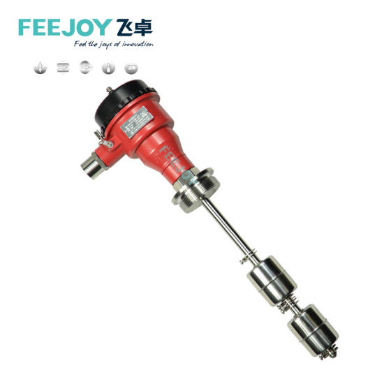 GF11 Water Tank Level Control Switch Stainless Magnetic Float Switch Float Ball Type Level Switches