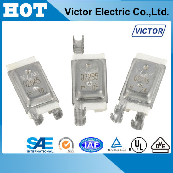 Thermostat Thermal Protector Motor Protector Creep Action for Heating Pad, Water Poor Thermostat