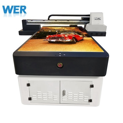 High Quality Digital UV Flatbed Printer, Ceramic Tiles Flatbed Printer pictures & photos