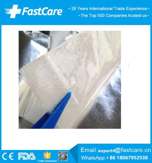 Wet Non Adherent Medicated Fine Mesh Petrolatum Vaseline Sterile Gauze  Dressing