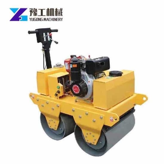 Road Construction Equipments Vibratory Compactor Static Road Roller Supplier