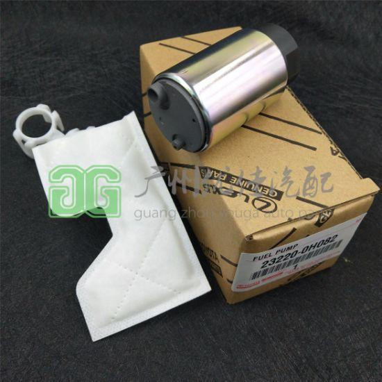 High Quality for Toyota Denso Gasoline Fuel Pump Core 23221-0h082 23220-0h082
