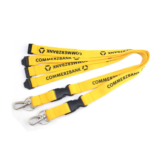 High Quality Custom Promotional Gift Polyester Lanyard