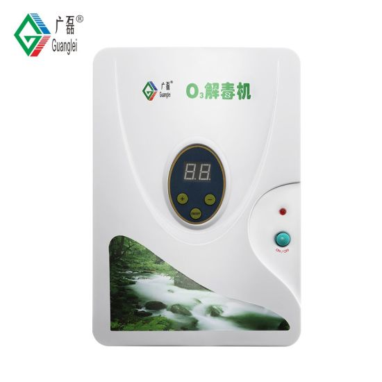 Household Air Cleaner Ozone Purifier Generator with Timer pictures & photos