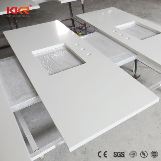 China Precut Stone Countertops Cut To