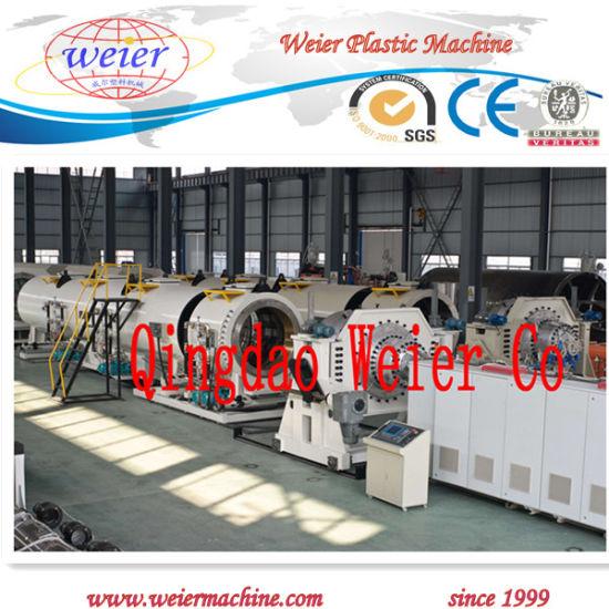 HDPE Pipe Extrusion Machine 800mm-1200mm (SJ-120, SJ-150)