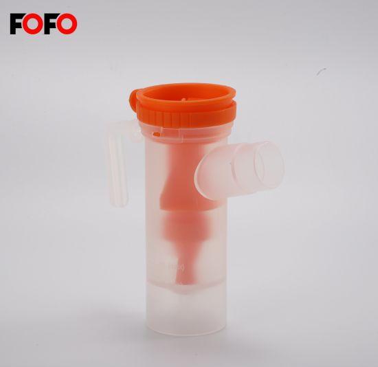 Adjustable Nebulizer Jar Disposible Nebulizer Chamber