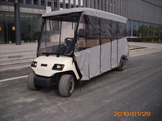 Hot Sale 11 Seat Electric Vehicle pictures & photos