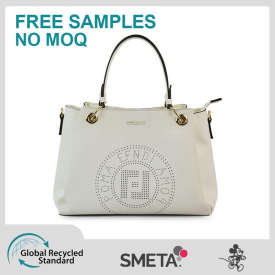 Casual PU Leather Ladies Cross-Body Bag Fashion Design Handbag