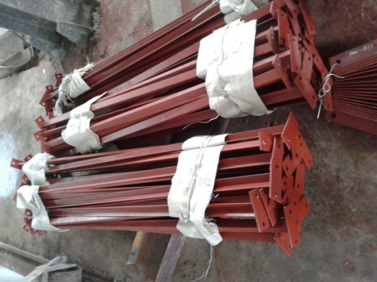 Welded Steel H Post (QDWF-003) pictures & photos