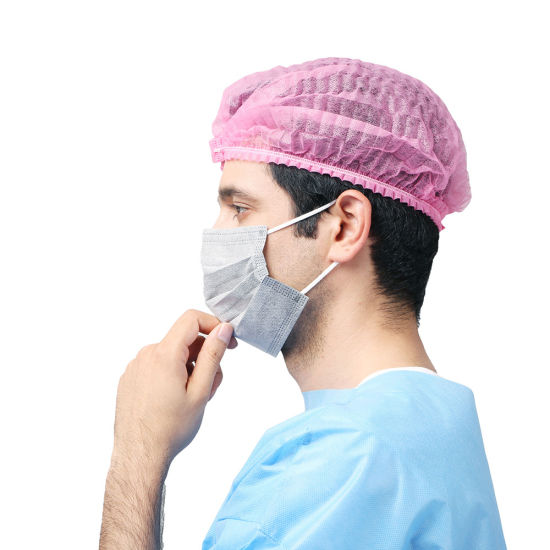 Health Protective Disposable Dustproof Face Mask