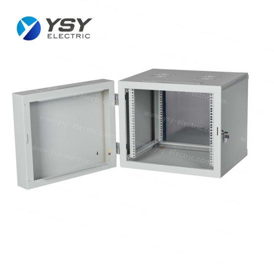 Customizable Steel Aluminum Sheet Metal Fabrication Enclosure Distribution Box