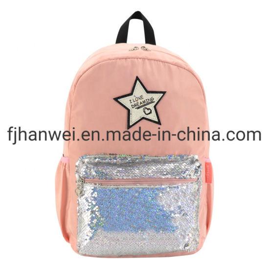 Best Seller Fashion Sequin Star Students School Bag