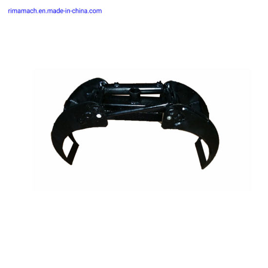 Hot Sale High Efficiency 360 Degre Log Grapple Clamp