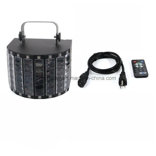 LED Super Arrow Light DMX512 Disco Stage Light LED Derby Light with Remote Control pictures & photos