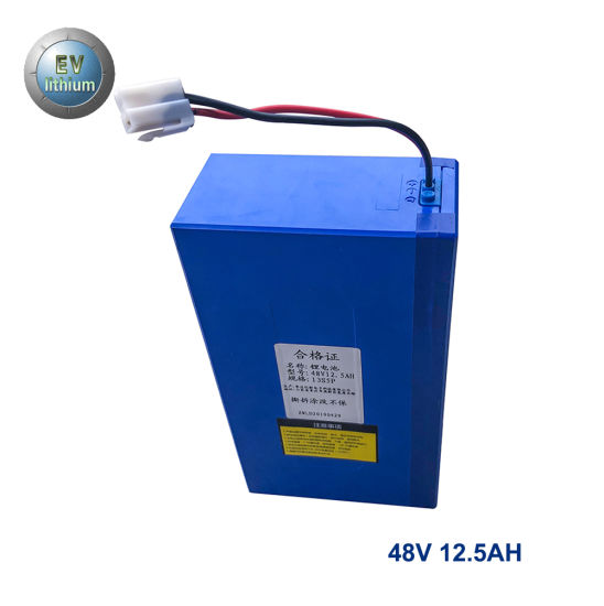 High Capacity 48V/12.5ah Ncm Battery for Vehicle Car Lithium Ion Battery Power Supply